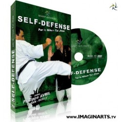 DVD Self Defense par P.Avril