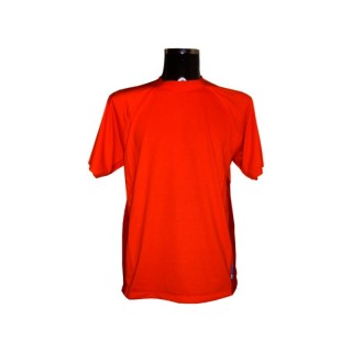 T-shirt ventilé Rouge