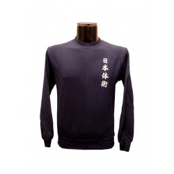 Sweat-shirt NTJ, Bleu marine